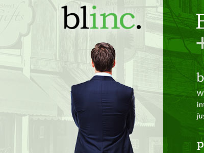blinc. Web Site